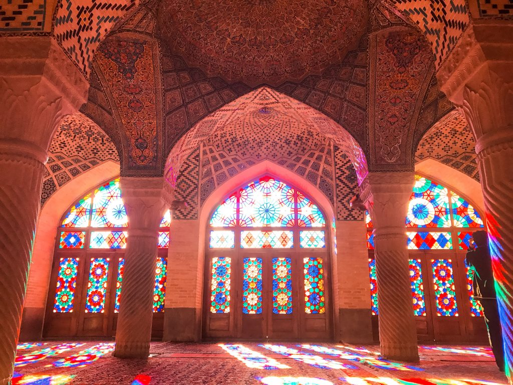 Rpze moskee, Esfahan