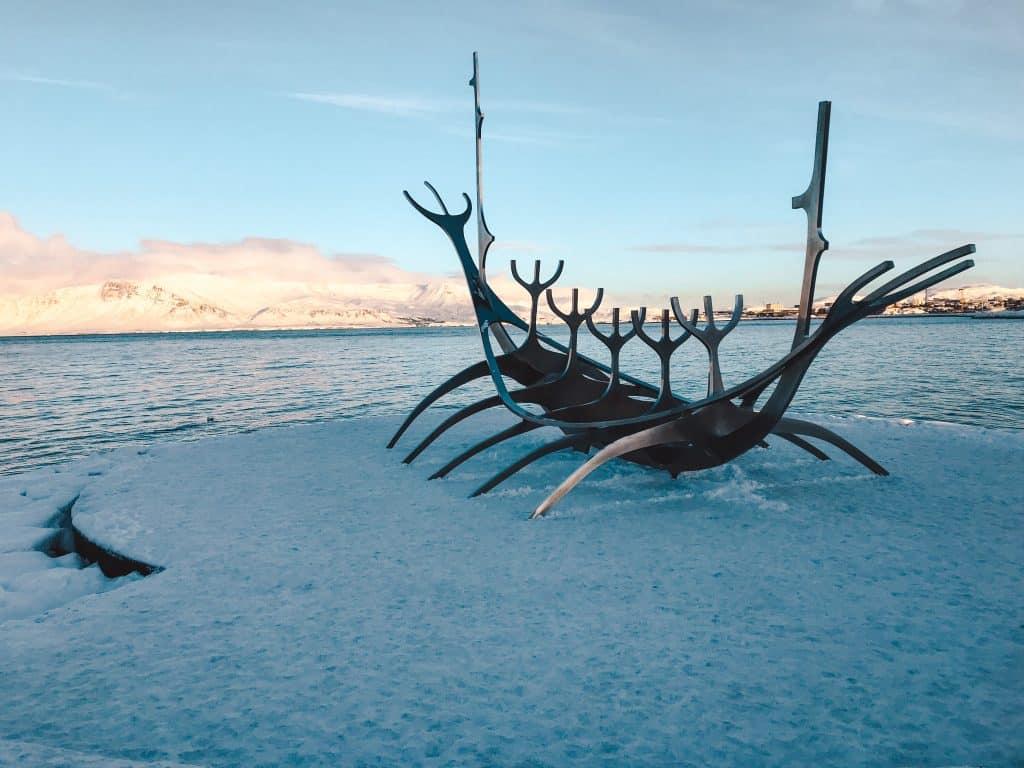sun voyager bezienswaardigheden reykjavik