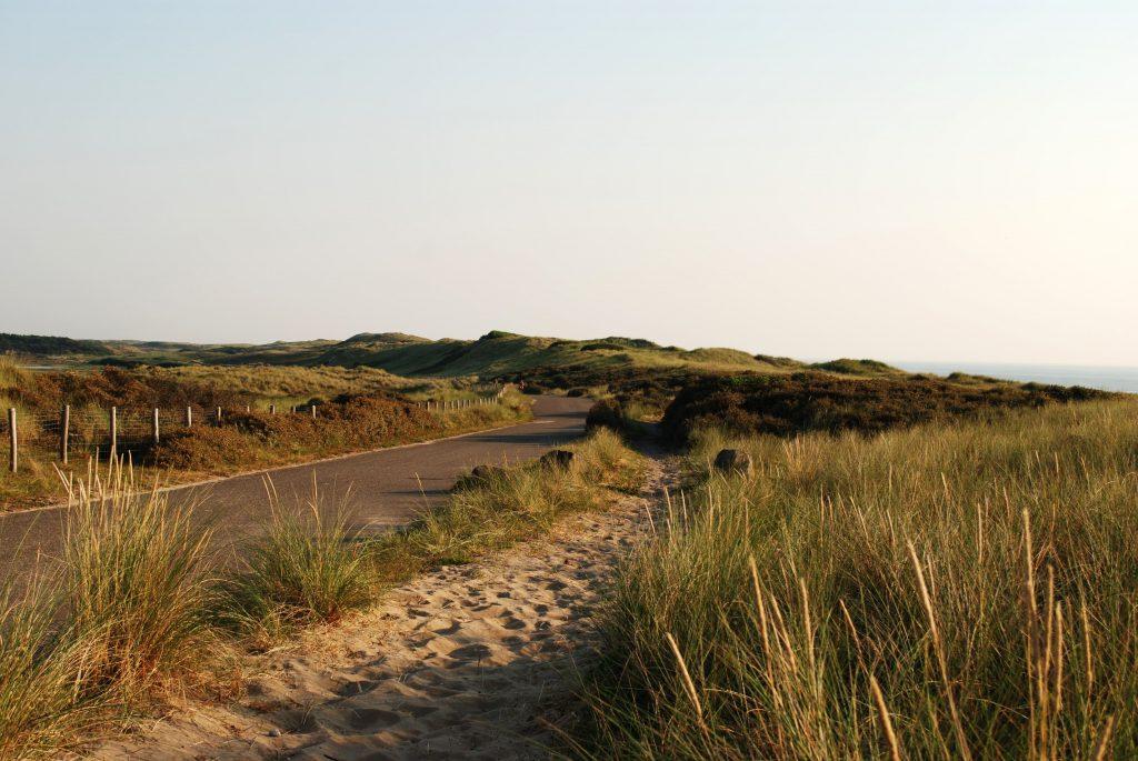 Sluftervallei op Texel