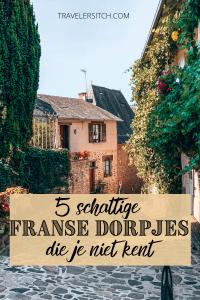 franse dorpjes pin