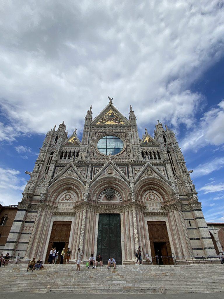 siena italie kerk