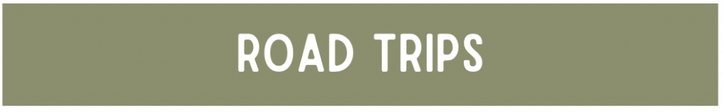 road trips button